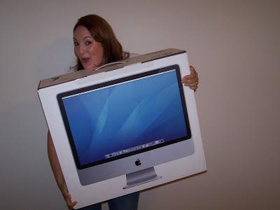I'm an iMac!