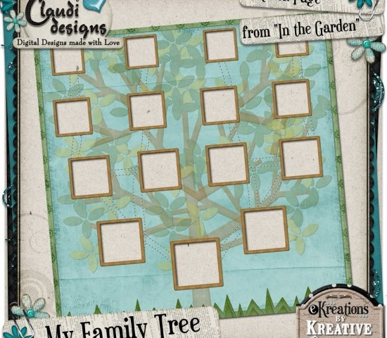 Family Tree Quick Page