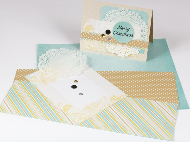 Holiday Cards in Non-Traditional Colors